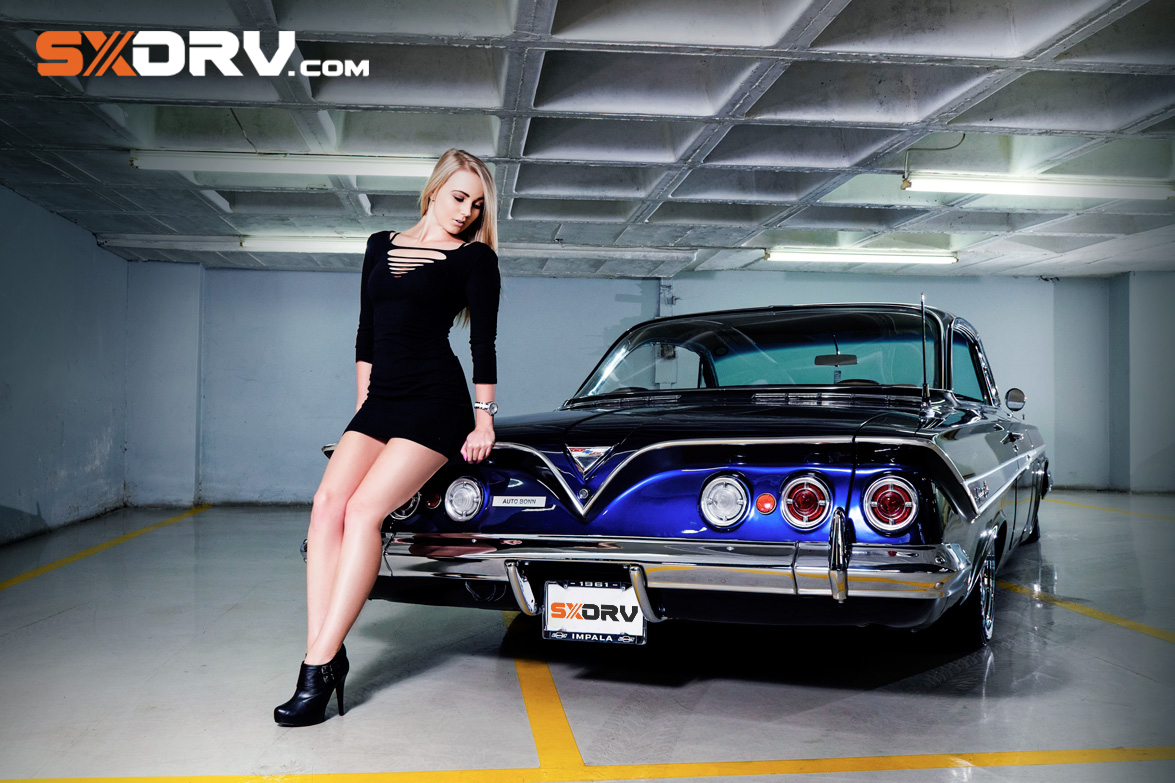 Shannen Rae Wentworth 61 Chevrolet Impala Exclusive