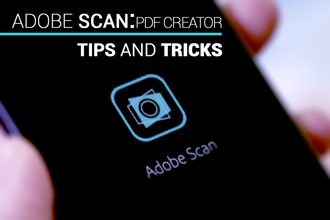 Video: Adobe Scan - PDF CREATER professional app for OCR by